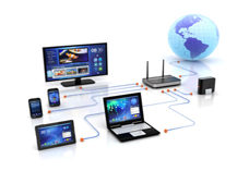 Business Computer Networking Service